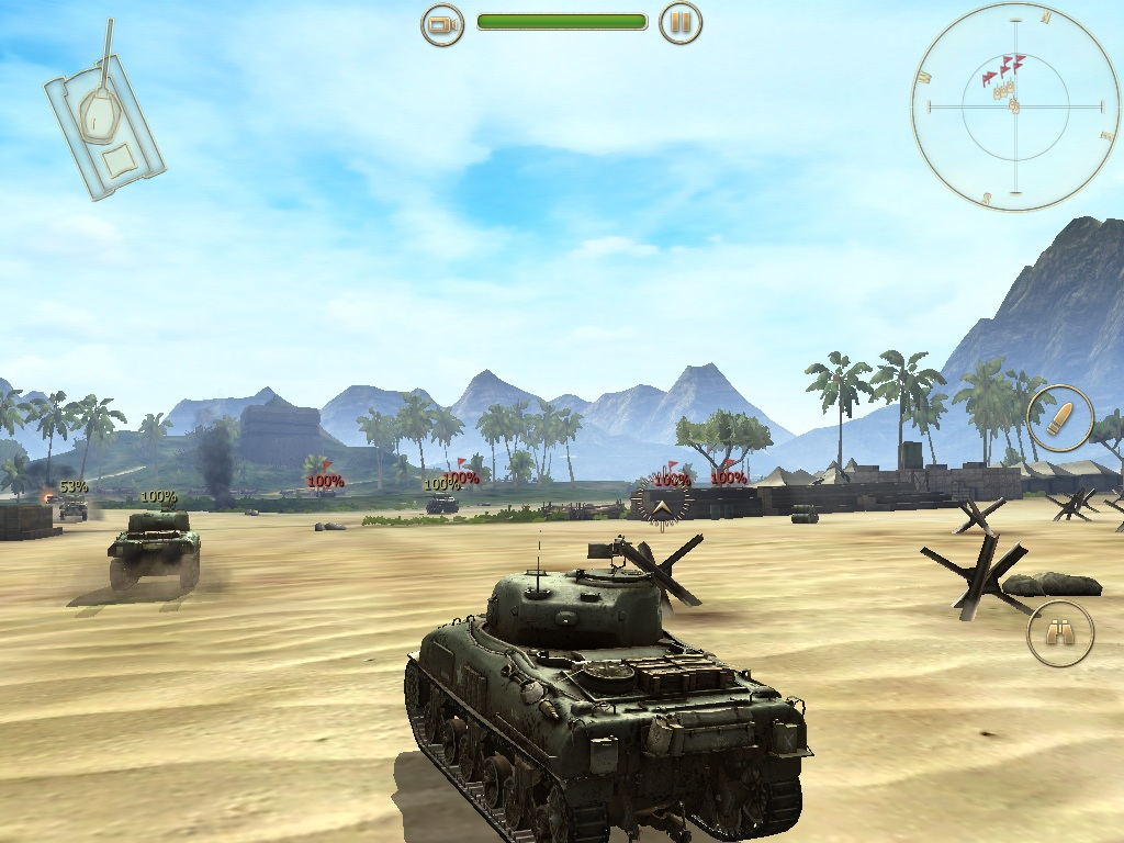 battle supremacy das beste panzer spiel aus dem app store. Black Bedroom Furniture Sets. Home Design Ideas