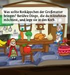 Grimms Sammlung Rotkäppchen