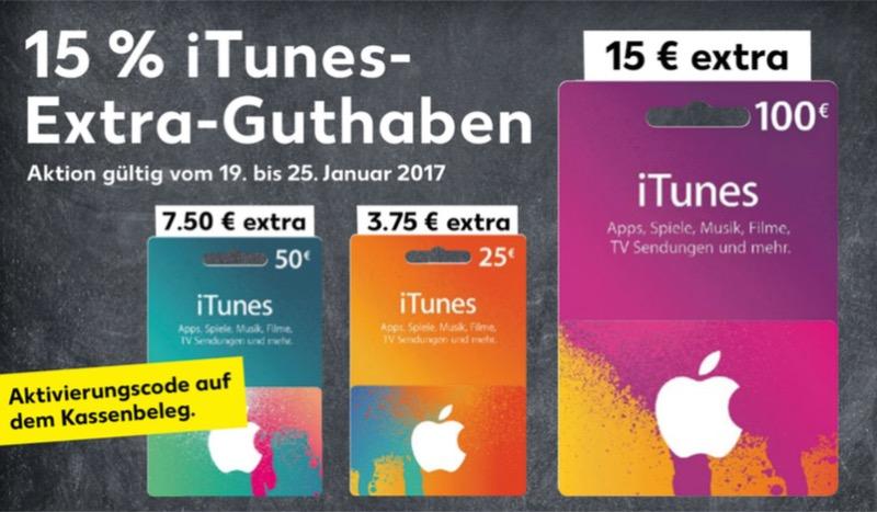 Kaufland iTunes