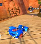 Sonic & All-Stars Racing Transformed Driften