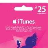 iTunes Karte