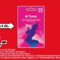 iTunes Karte Media Markt