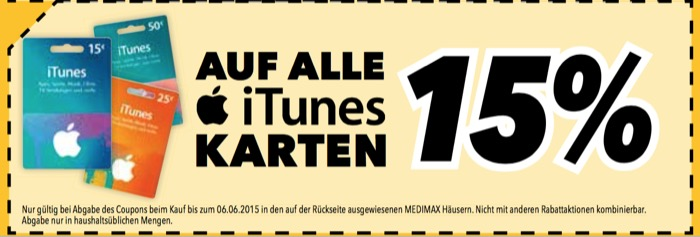 iTunes Medimax