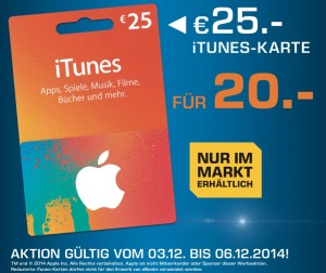 iTunes Saturn Nikolaus