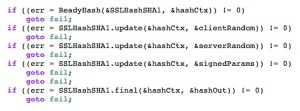 SSL Fehler