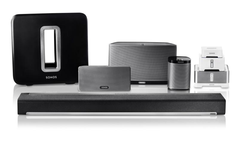 Sonos Multiroom System
