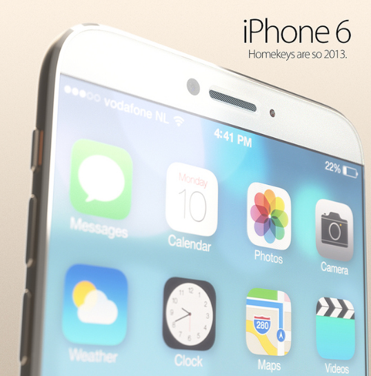 iPhone 6 Martin Hayek randlos