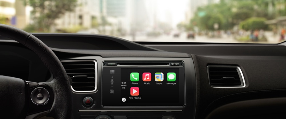 Apple CarPlay iPhone-Musik im Auto