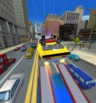 Crazy Taxi: City Rush atemberaubende Stunts