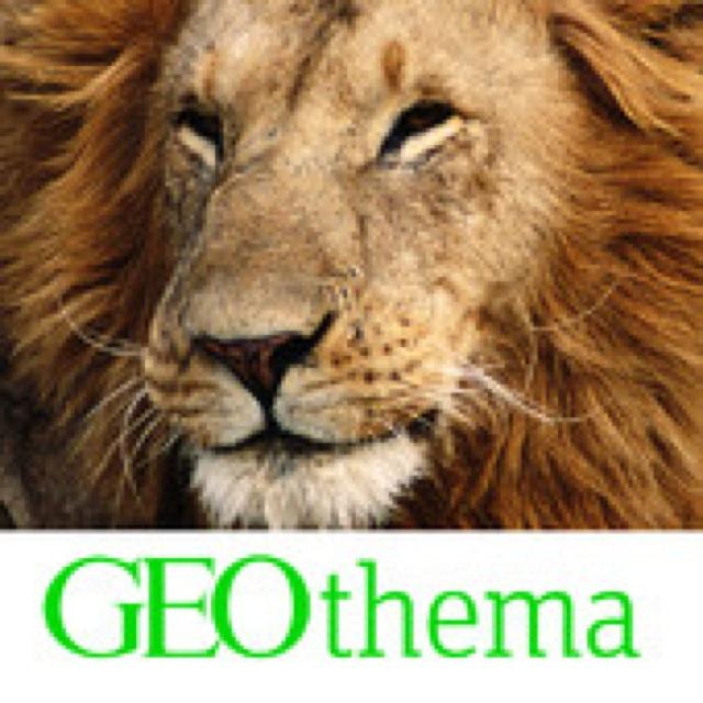 GEOthema Planet der Tiere Icon