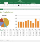 Microsoft Office fur iPad Excel