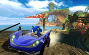 Sonic Sega All Stars Racing Mac