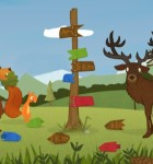 Squirrel & Bär Abenteuer