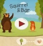 Squirrel & Bär Abenteuer Menü