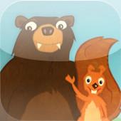 Squirrel & Bär Icon