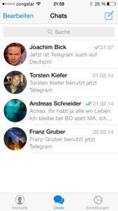 Telegram Messenger Deutsch