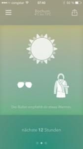 Wetter Butler