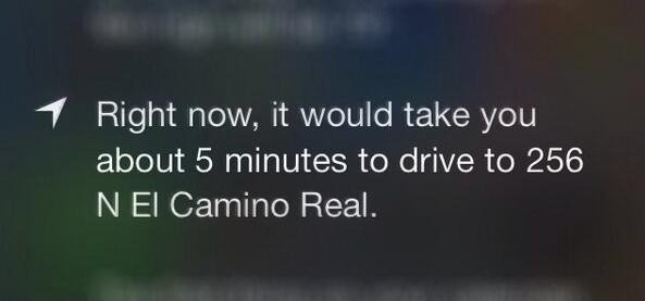iOS 7 nächster Zielort