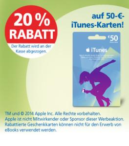 iTunes-Karten Real
