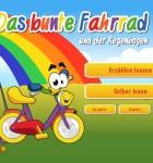 Das bunte Fahrrad 1