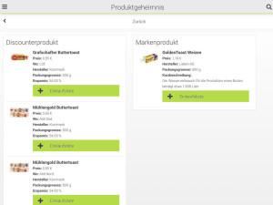 Markendetektive iPad