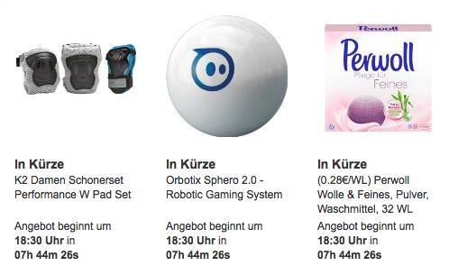 Sphero 2.0 bei Amazon im Angebot
