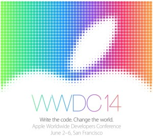 WWDC 2014 Apple Einladung