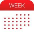 Week Calendar Icon