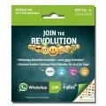 WhatsApp SIM Eplus