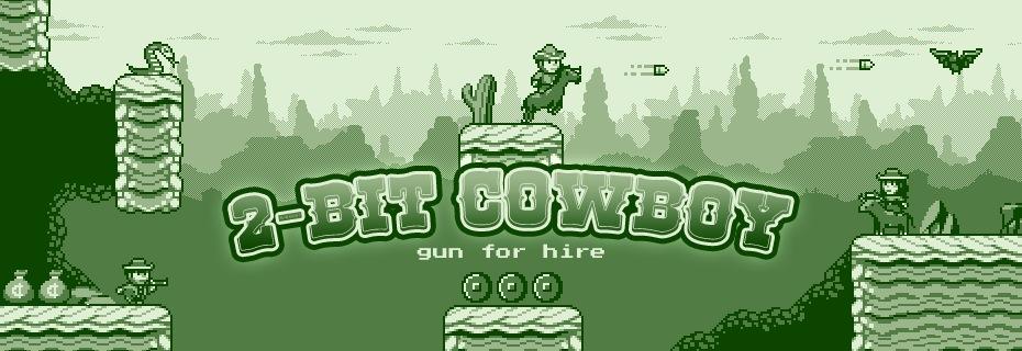 2-bit Cowboy Banner