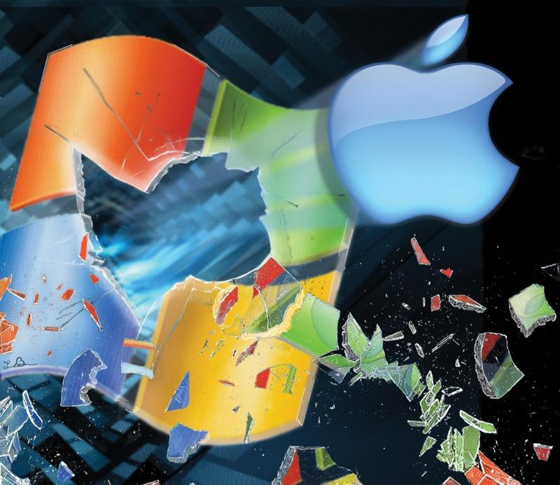 Apple Vs Windows