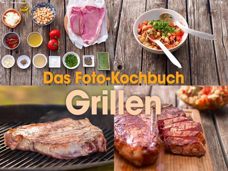 Das Foto-Kochbuch Grillen