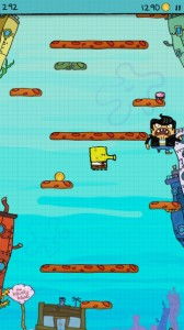 Doodle Jump SpongeBob