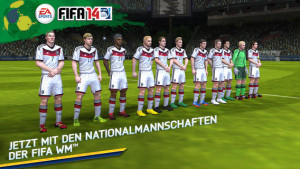 FIFA 14 Nationalmannschaft