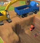 Kleine Bauarbeiter 2