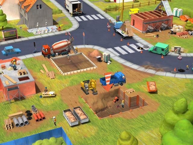 Kleine Bauarbeiter 3