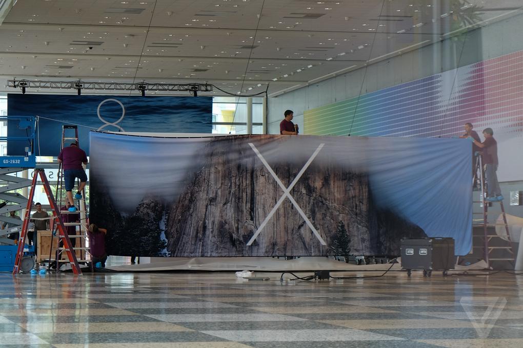 OS X iOS 8