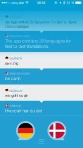 Sprachen und Uebersetzen