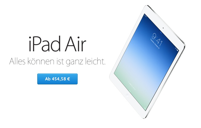 iPad Air EDU