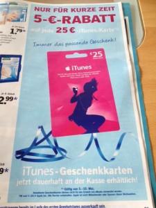 iTunes Lidl