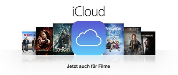 iTunes in der Cloud FIlme Serien
