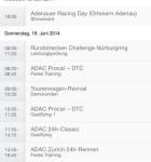 ADAC 24h Rennen 4