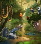 Brasilien - Tierwelten für Kinder 2
