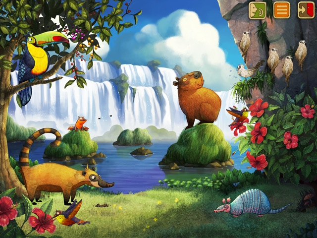 Brasilien - Tierwelten für Kinder 3