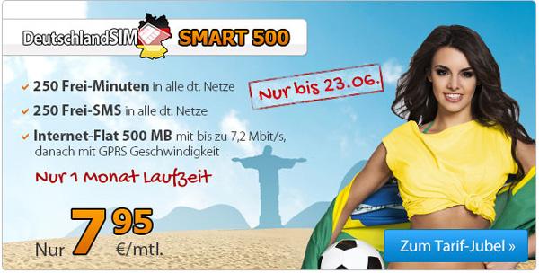 DeutschlandSim Smart 500