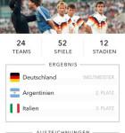 Die grosse WM App