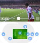 Die Sportschau-App bietet einen Live-Stream von Finale