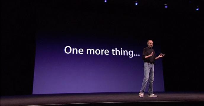 WWDC Steve Jobs