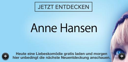 iBooks Anne Hansen