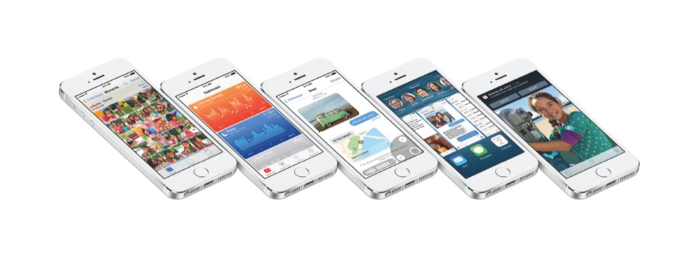 iOS 8 Apple 2